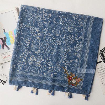 5fced86cd31d5 Cotton scarf manufacturers, Cotton scarves wholesale, China cotton ...